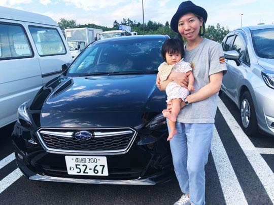 レンタカーでお子様と一緒に北海道旅行